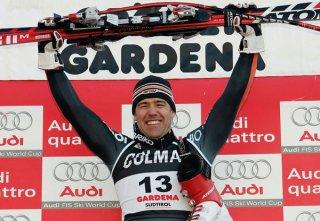 VAL GARDENA 2004 Sieger Max Rauffer