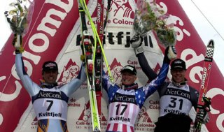 MENS ALPINE SKI WORLD CUP
